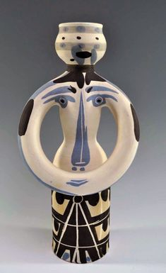 Pablo Picasso, Woman Lamp, 1955