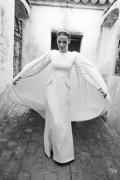 vestido de Antonio García