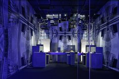 "NMD_""Past Empowers Future"" pop-up exhibition by Urbantainer, Seoul – Korea » Retail Design Blog"