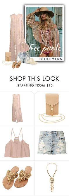"""""""Boho Style"""" by marion-fashionista-diva-miller ❤ liked on Polyvore featuring Free People, Charlotte Russe, TIBI, Evil Twin, Lydell NYC, American Eagle Outfitters, boho, Bohemian, summerstyle and freespirit"""