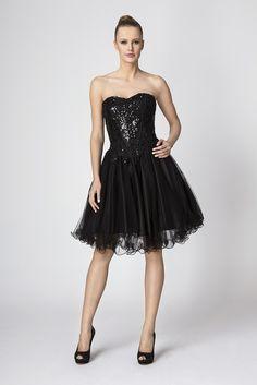 YDKSH001S sukienka balowa
