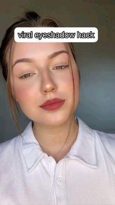 Makeup Videos, Makeup Tips, Beauty Makeup, Diy Beauty, Beauty Hacks, Cute Makeup Looks, Pretty Makeup, Gorgeous Makeup, Eyebrow Makeup