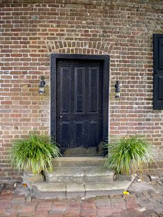 Side Door to Plantation House