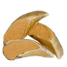 Redbarn Peanut Butter Filled Cow Hooves (Pack of 25)
