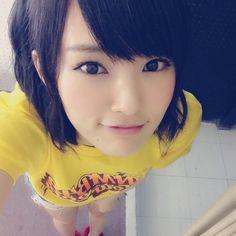 ショートカットがよく似合う!山本彩さんの髪型一覧です♡