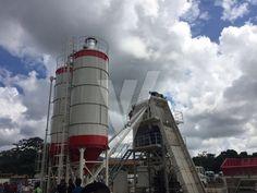 Inauguran la segunda planta de mortero húmedo Socopó en Barinas - Noticias24