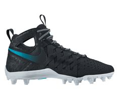#LacrosseUnlimited #Nike Limited Edition Huarache 5 Thompson Cleats, Available In Youth Sizes Too!