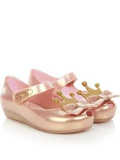 New Mini Melissa Arrivals Beauty Beast Jelly Shoes Jelly Sandals Girls Princess