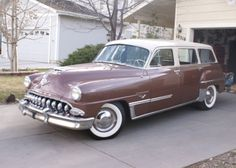 1953 DeSoto Firedome All Steel Wagon For Sale...Brought to you by #HouseofInsurance in #Eugene #Oregon