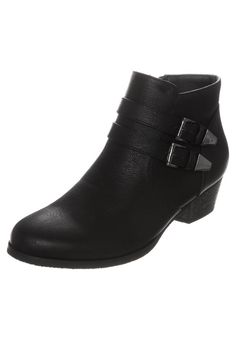 Anna Field Cowboy/Biker boots - black - Zalando.co.uk