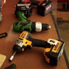 Once reserved to power only industrial-duty tools like impact...