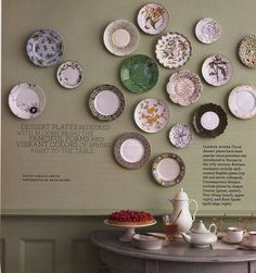68 Best Hanging Plates On Walls Images Arredamento Country Style