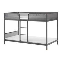 "IKEA's new Tuffing bunk bed which is close in height (5"" higher) to the popular Kura loft and accommodates two beds."