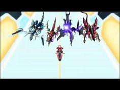 Yugioh Arc-V -  Episode 146 Yuya summon the 4 Dragons ( Yuto,Yuri,Yugo) - YouTube