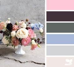 { flora hues } | image via: @heather_page