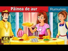 Parental Guidance: Some material of this video may not be suitable for children below 13 years of age. The Golden Bread Story in English The Jungle Book, Lion And The Mouse, King Midas, 12 Dancing Princesses, English Story, Rumpelstiltskin, Parental Guidance, Three Little Pigs, France