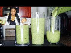 yummy multivitamin fat burning breakfast smoothie!! stay in shape and healthy - YouTube