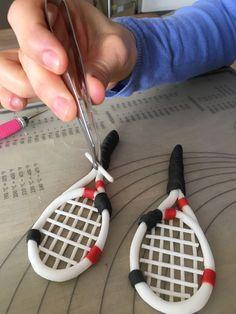 buy popular 0ff96 c8553 Image result for tennis racket fondant