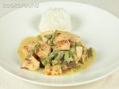 Curry verde di pollo: Ricette Tailandia | Cookaround