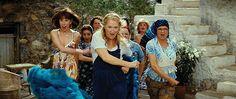 Mamma Mia, Movie Sequels, Movie Tv, Film Musical, Movie Collage, Julie Walters, Meryl Streep, Movie Photo, Queen