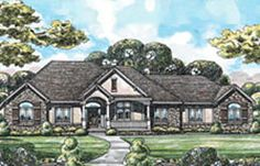 Ranch Home Cathedral | New Custom Homes for Sale - Ranches - Live Well Custom Homes