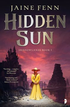 Jaine Fenn, Hidden Sun