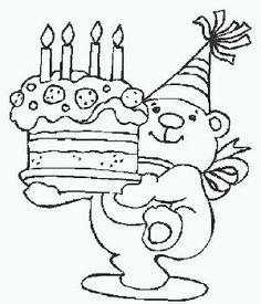 Dibujos+de+Cumpleaños+para+Pintar+14.jpg (300×350)