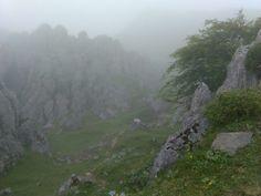 Picos de Europa ,hacia lago Ercina