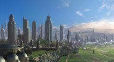 City of Coreing by Rahakasvi.deviantart.com on @DeviantArt