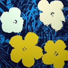 Flowers #72 (Sunday B. Morning), Silk-screen, Andy Warhol - with COA – Art Commerce