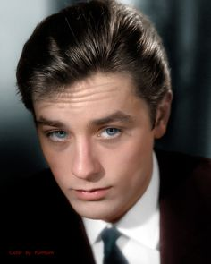 Alain Delon over time – Celebrity Magazine