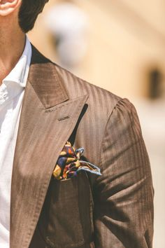 Bespoke Suit, Bespoke Tailoring, Best Mens Fashion, Men's Fashion, Luxury Fashion, Fashion Design, Revival Clothing, Brown Suits, The Right Man