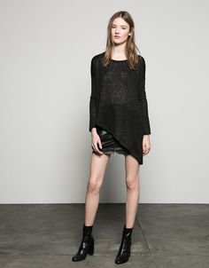 Knitwear - GIRL - Woman - Bershka United Kingdom