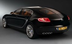 Bugatti's Galibier 4-Door Sedan Does 235mph, Should Arrive 2015 (pics) - Gadget Review