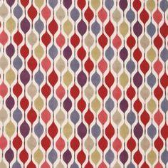 Verve Curtain Fabric