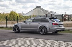 Audi RS 6 by Prior Design