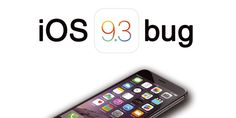 Bug do iOS 9.3 congela iPhone ao clicar num simples link
