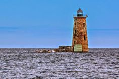 Maine Lighthouses and Beyond: Whaleback Lighthouse. To enjoy my site on lighthouses click the above photo.