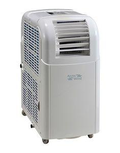 Arctic Wind 8000 BTU Three-in-One Portable Air Conditioner Women s Whi dfee77e7e