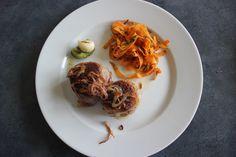www.gesunde-erbsen.com/baby-es-gibt-fleisch Healthy Food, Healthy Recipes, Eggs, Breakfast, Baby, Vegetarian, Homemade, Simple, Food Food