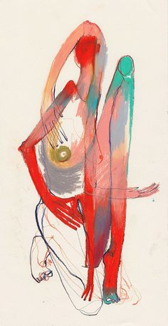 Marina gonzález eme picdit abstracts in 2019 art, illustration art, art ins Figure Drawing, Painting & Drawing, Painting Abstract, Figure Painting, Abstract Landscape, Illustrations, Illustration Art, Art Brut, Art Graphique