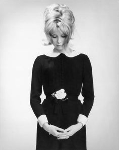 Some 1960s hair & makeup inspiration from Catherine Deneuve