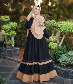 Long Dress Fashion, Modest Fashion Hijab, Abaya Fashion, Fashion Dresses, Velvet Dress Designs, Mode Abaya, Muslim Women Fashion, Chiffon Dress Long, Hijab Fashion Inspiration
