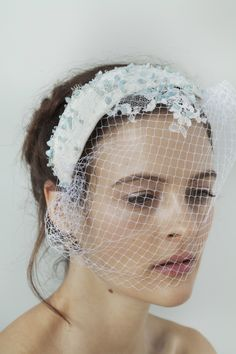 Yestadt Millinery Hats - Bridal Collection