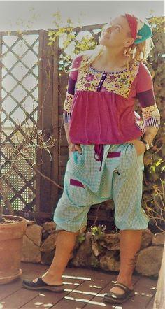"Handmade Einzelstück Shirt Alternativ ""Japanblume"" Punk, Japan, Unisex, Pullover, Capri Pants, Arms, Shirts, Blog, Fashion"