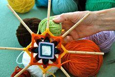 Weaving a Complex Ojo de Dios (God's Eye How-to)