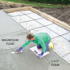 Concrete Pathway, Concrete Pad, Concrete Forms, Concrete Projects, Diy Wood Projects, Concrete Footings, Concrete Walls, Concrete Delivery, Concrete Calculator