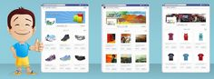 Get your eBay items on Facebook with Social Store! Try it now for free at http://www.socialstorepro.com!