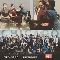 And so it begins....@NBCChicagoMed