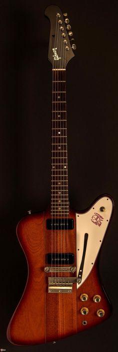 The Gorgeous Gibson 1965 FIREBIRD